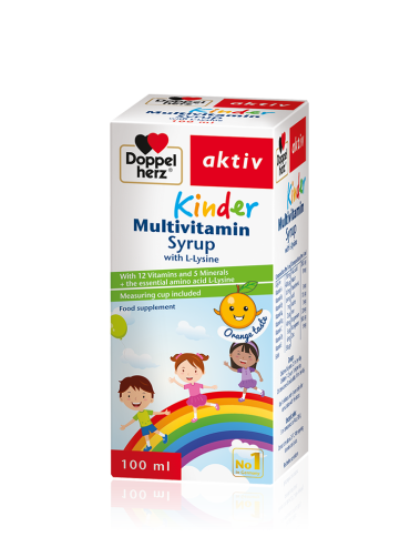 KINDER Multivi Dopper Herz Chai 100ml TPCN